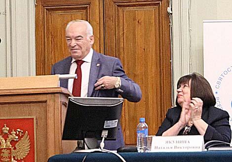 Профессор Э. К. Айламазян